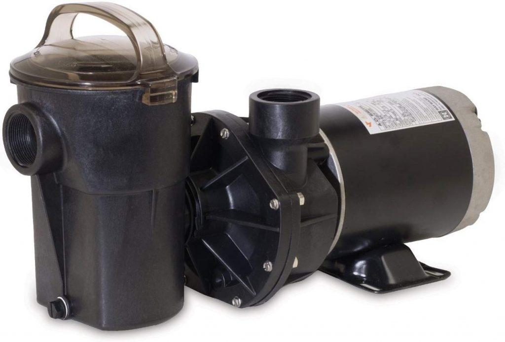 Hayward SP1580X15 Power-Flo LX Series Above-Ground Pool Pump